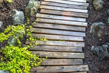 Pallets / by Beth Hermann Gambrell