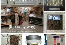Kitchen Ideas / by Wendy Lee