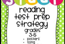 {4th Grade} Test Prep / by Heather Spegal