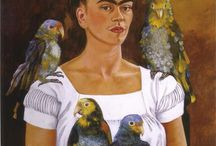 Kahlo / by Pincay Artist