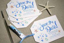 beach wedding ideas / by Denise Colbert