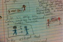 homeschool notebooking / by Samantha Millard