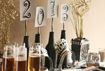 NYE Party Ideas / by Angela Santeufemia Smith