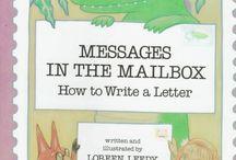 Writing / by Charles & Renate Frydman Educational Resource Center