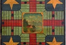 Antique Game Boards / by Lynda Hall