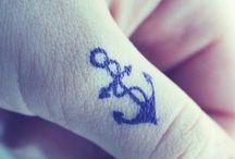 Tattoos / by Molly Flanagan