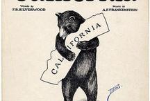 Sounds like California / by Brutal Brunette