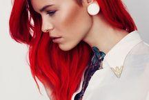 HAIR LUST / by Rachel Smith