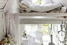Dream Homes and decor / by Marzipan Moxley
