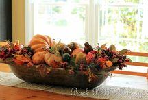 Fall Ideas / by Lisa Whitard