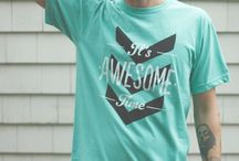 DESIGN ENVY: t-shirts / by cheryl springfels