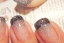 Finger and Toe Nails / fun designs / by Beth Knight Allard