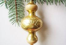 Holiday decor and crafts / by Abbey Bevis