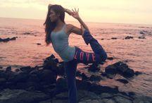 Yoga / by Elizabeth White