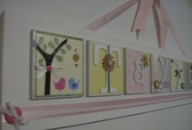 Nursery Name Ideas / by Betsy Wolfe
