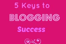 Blogging / by Roxie Curtis