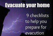 Emergency Preparedness / by Lauren Lown