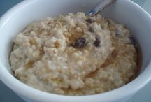 Oatmeal & Cereal / by Jennifer
