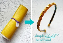DIY Accessories / by Jennie Baer