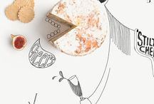 illustration Food / by Gema Gemita