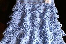 crochet / by Lynn Bailey