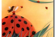 For the love of whimsy / by Shirley Keeton