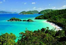 Destination : St.Croix & Virgin Islands / by Patti Taylor