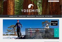 Yosemite / by Tiffanie Nguyen