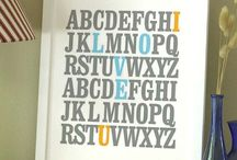 Little O Nursery ideas / by Betsy Rose Photography