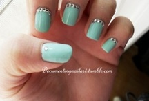 Nails / by Mallory Abercrombie