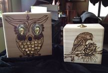 MY CRAFTS I MAKE / I Own An Run My Own Business ! I Make All Kinds of Crafts. / by Deb Sutherland