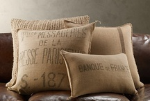 All things {burlap} / you can do everything with burlap...what's not to love? / by Gina Lynch