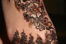 Mehndi Designs / by leja christian