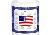 2017 Calendar Mugs by Janz / Calendar Designs by Janz © 2008-2014 Jan Fitzgerald. All rights reserved. Graphic Design, Artwork, & Photography by Jan & Michael Fitzgerald. / by Calendars By Janz
