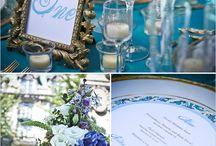 Peacock Inspired Wedding / by Orlando Wedding & Party Rentals