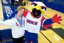 Our American University Pride / We celebrate everything #AU!  / by School of Professional & Extended Studies (American University)