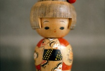 Kokeshi / by Maggie Smith