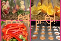FOOD - Meal Prep / by Carole Blackmon