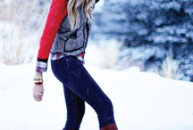 Winter fashion / by Caitlin McAvoy