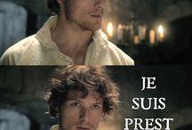 Outlander obsessed / by Brianne Weesner Sanchez
