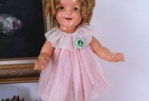 """VINTAGE DOLLS....!!!.... { """" SHIRLEY TEMPLE """" } !!!.... / by Granny Cox"""