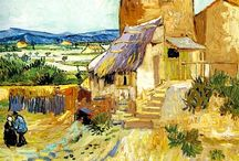 Vincent Van Gogh / by Yayoi Morimoto