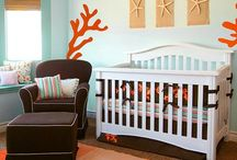 Whale themed nursery  / by Simply Stavish