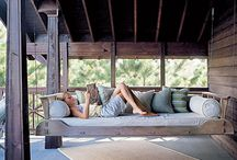 Love to sit on the porch............ / porches / by Nancy Bowers