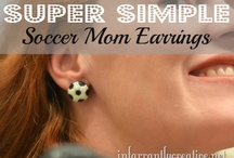 Soccer Mom / by Shannon McDaniel