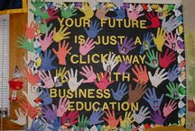 Bulletin Board Ideas / by Tonya Gatlin