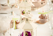 Wedding Centerpieces | George Street Photo & Video / by George Street Photo & Video