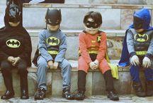 Superhero Photo Inspiration / by Elaine Turso
