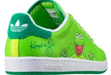 Sneakers looking fresh to death / by Kia's Mom