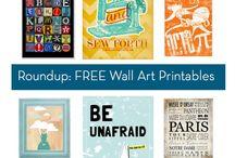 Printables / by Jennifer Schumaker